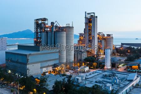torre medio ambiente piedra industria industrial