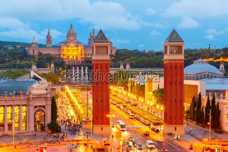 paseo viaje turismo europa espanya barcelona