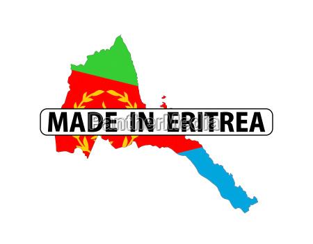 hecho en eritrea