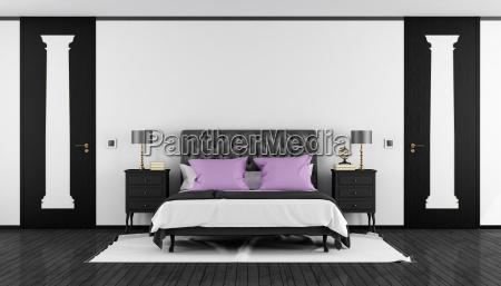 objetos muebles espacio cama madera interior