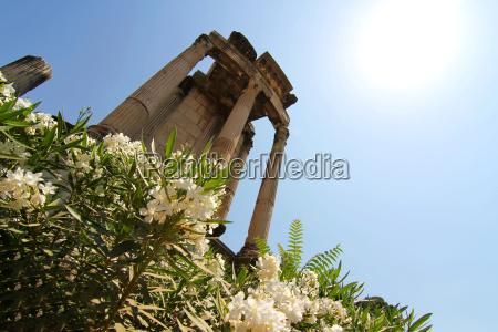 templo roma culto italia