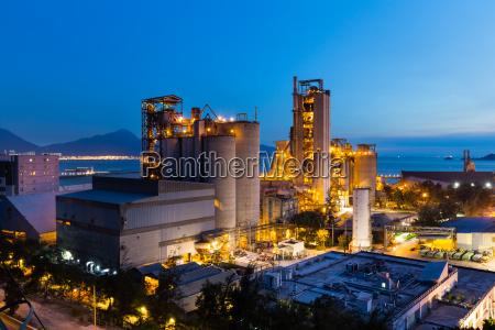 azul torre piedra industria industrial maquinaria
