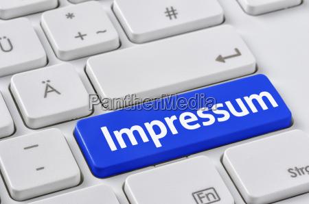 teclado con clave de color impresion