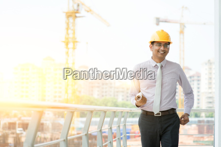 ingeniero de contratista de sitios indios