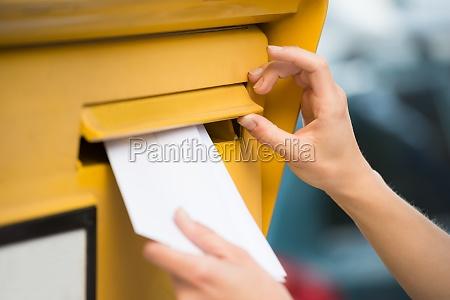 buzon mapa carta caja correo pecho