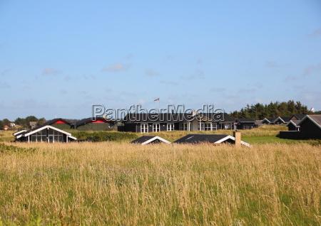 casas, de, verano, danesas, en, colinas - 15719130