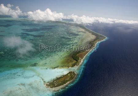 america atolon ver america del sur