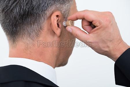 oido sordo audicion discapacidad
