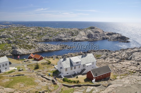 punto mas al sur en noruega