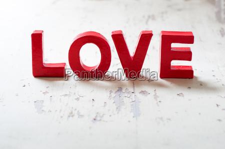 las letras de amor antecedentes