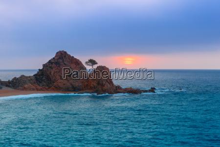 tossa de mar on the costa