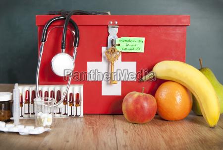 frutas o medicinas