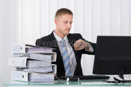 esperar espera oficina fecha trabajo negocios