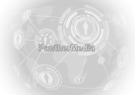 conexion global