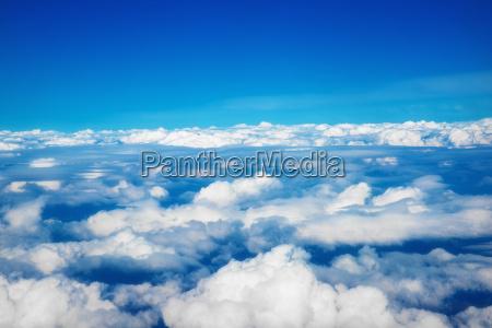 azul paseo viaje nube ver las