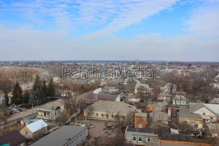 ciudad ver alto ucrania oberteile camino