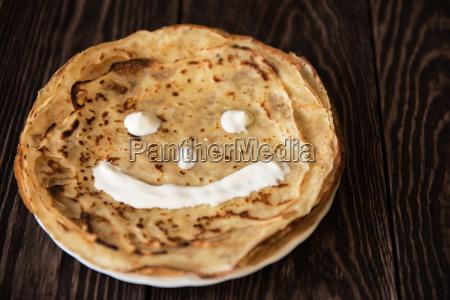 risilla sonrisas comida dulce marron ver