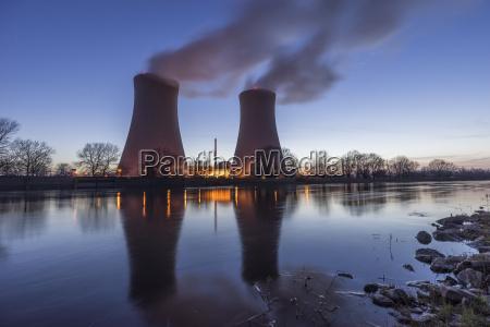 alemania baja sajonia grohnde grohnde nuclear