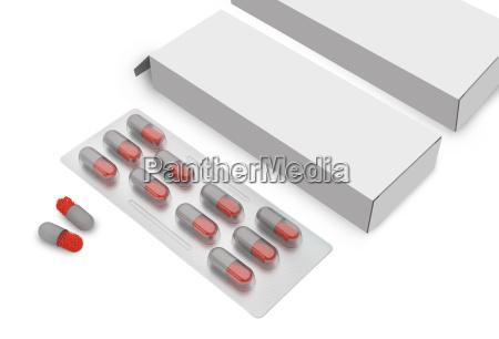 liberado sanar aislado cura pastillas tableta
