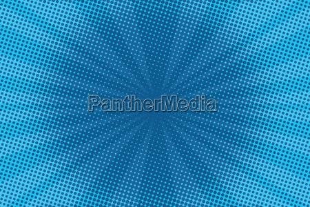 retro comic azul fondo trama gradiente