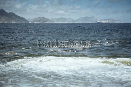 paseo viaje medio ambiente playa la