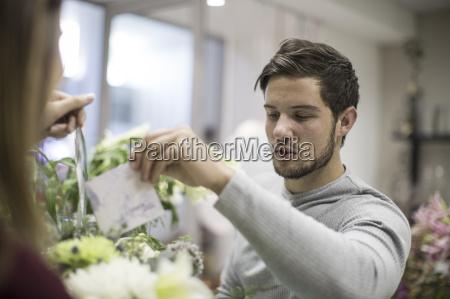 personas gente hombre flor planta compras