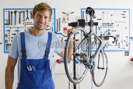 tecnico de ciclo en taller