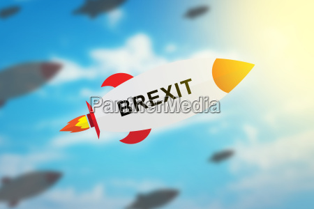 group of brexit or british exit