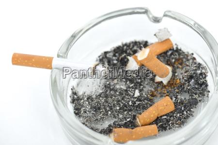 negro ceniza cenicero mal malo cancer