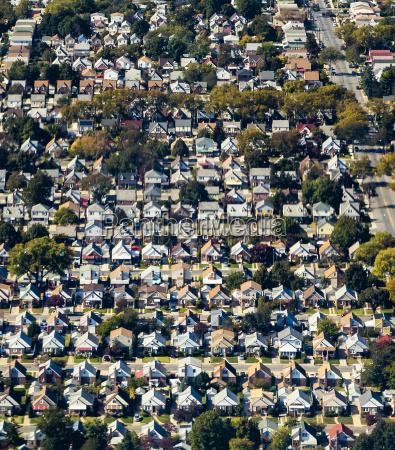 aerea de la ciudad de rcokville