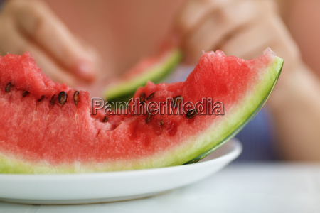 comida dulce fruta lindo jugoso sandia