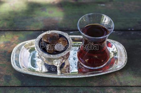 cafe comida te asia turquia turco