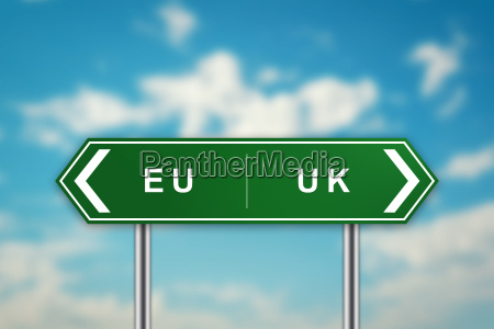 euro and uk on green road