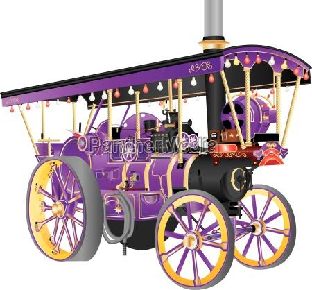tren vehiculo transporte agricola arte liberado
