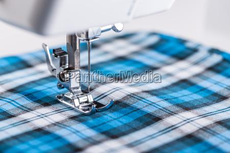 parte de la maquina de coser