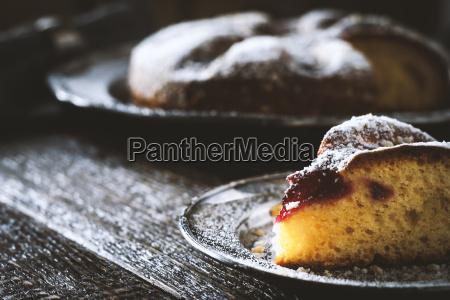 cosecha azucar metal placa pastel tortas