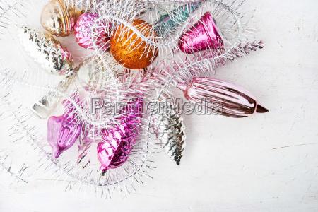 vidrio vaso juguete decoracion anyo nuevo