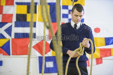senyal educacion uniforme comunicacion concentracion bandera