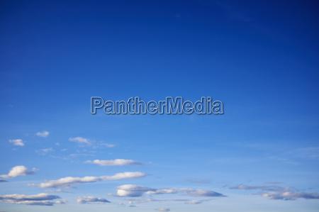 azul nube verano veraniego al aire