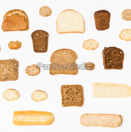 comida pan grano ver ornamento pastel