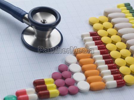 salud primer plano medicinal color bienestar