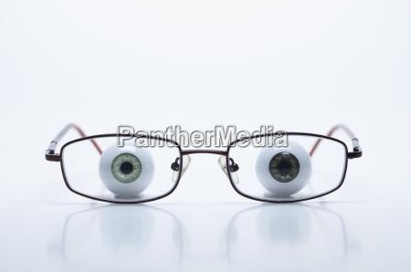 medicinal ciencia ojo organo reflexion simetria