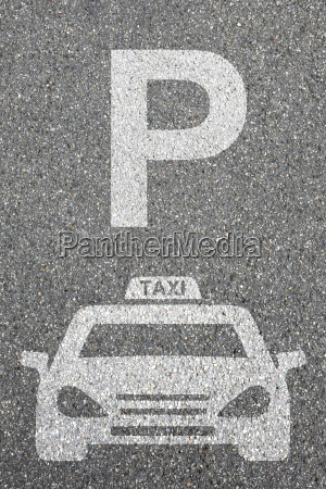 estacionamiento taxi car parking shield vehiculo