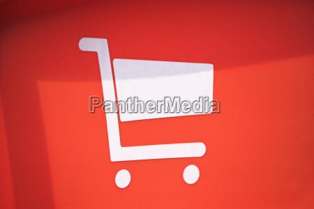 ilustracion compras al aire libre etiquetas