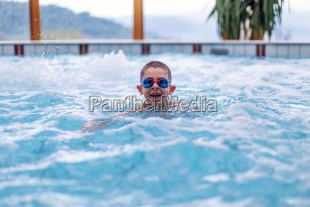 natacion ninyo flotante bube agua de