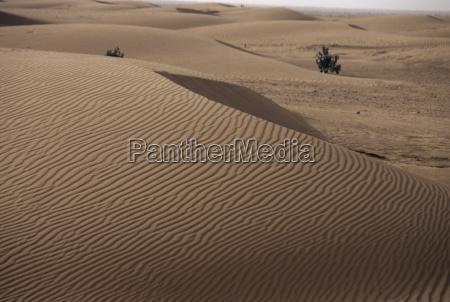 paseo viaje color desierto africa horizontalmente