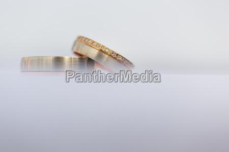 boda matrimonio joyeria dorado anillos oro