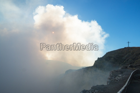 humo fumar parque nacional luz del