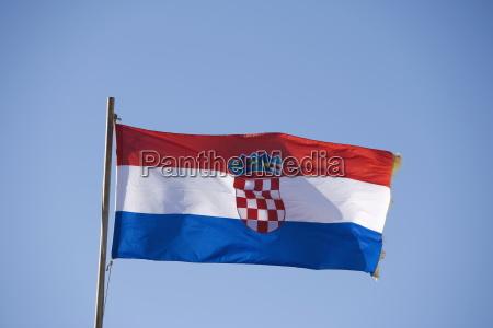 azul europa horizontalmente al aire libre