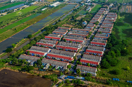 farmland housing in land development in